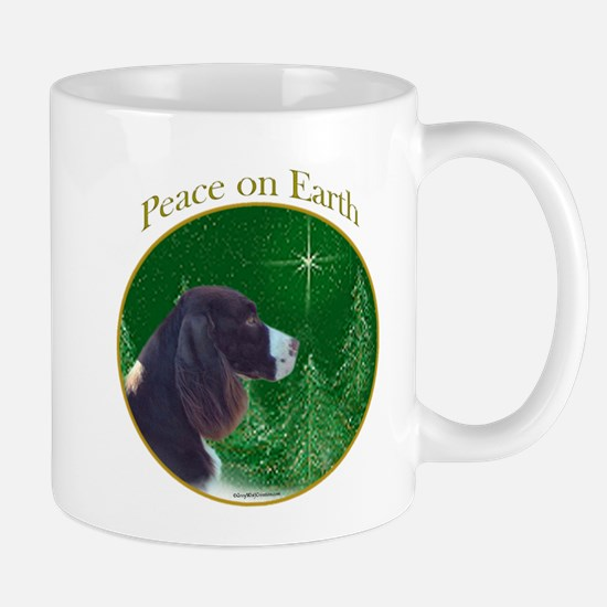 English Springer Peace Mug