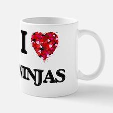 I love Ninjas Mug