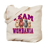 Team Wombania Tote Bag