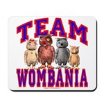 Team Wombania Mousepad