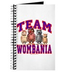 Team Wombania Journal