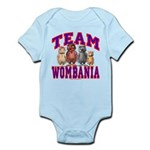 Team Wombania Infant Bodysuit