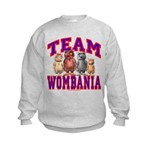 Team Wombania Kids Sweatshirt