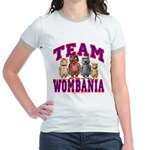 Team Wombania Jr. Ringer T-Shirt