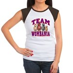 Team Wombania Women's Cap Sleeve T-Shirt