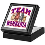 Team Wombania Keepsake Box