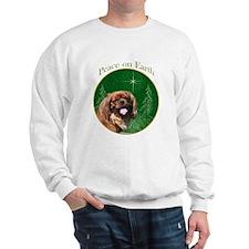 English Toy Peace Sweatshirt