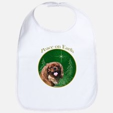 English Toy Peace Bib