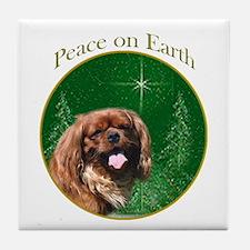 English Toy Peace Tile Coaster
