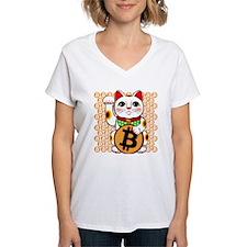 Bitcoin Lucky Cat RP Shirt