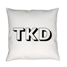 TKD Everyday Pillow