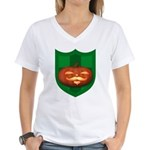 Stump Women's V-Neck T-Shirt