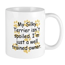 Well Trained Silky Terrier Owner Mugs