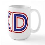 Taekwondo TKD Large Mug