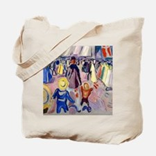 Edvard Munch - 17th of May, Norwegian Tow Tote Bag