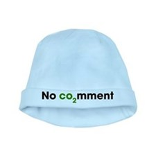 No Comment baby hat