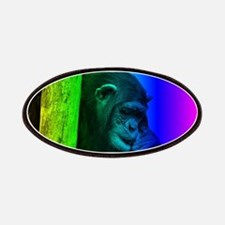Chimpanzee, Rainbow Patch