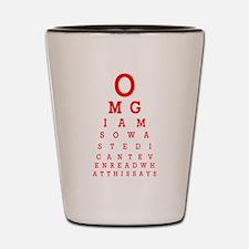 OMG Shot Glass