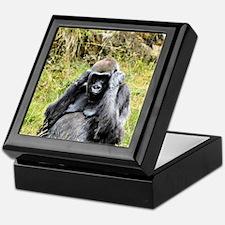 Gorilla 715 Keepsake Box