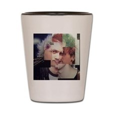 Michael Clifford Photoshop Collage Shot Glass