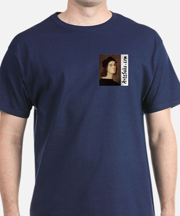 Madonna of the Chair by Raphael T-Shirt