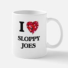 I love Sloppy Joes Mugs
