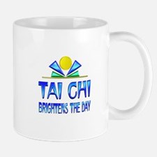 Tai Chi Brightens the Day Mug