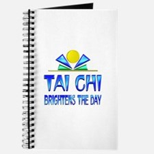 Tai Chi Brightens the Day Journal