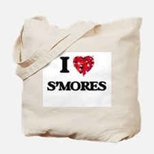 I love S'Mores Tote Bag
