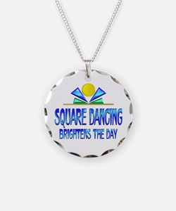 Square Dancing Brightens the Necklace