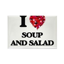 I love Soup And Salad Magnets