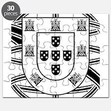 Portugal Brasão Puzzle