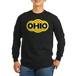 Ohio Radiant Long Sleeve Dark T-Shirt