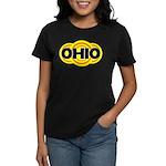 Ohio Radiant Women's Dark T-Shirt