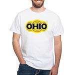 Ohio Radiant White T-Shirt