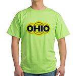 Ohio Radiant Green T-Shirt