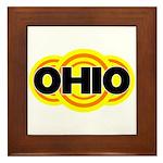 Ohio Radiant Framed Tile