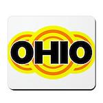 Ohio Radiant Mousepad