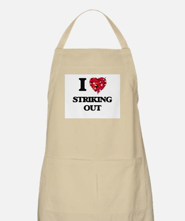 I love Striking Out Apron