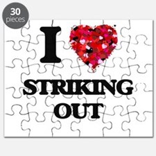 I love Striking Out Puzzle