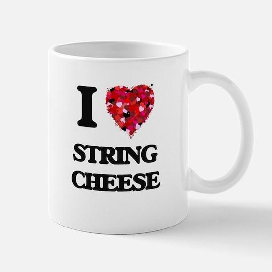 I love String Cheese Mugs