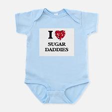 I love Sugar Daddies Body Suit