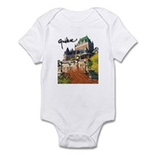 Frontenac Castle with Signatu Infant Bodysuit