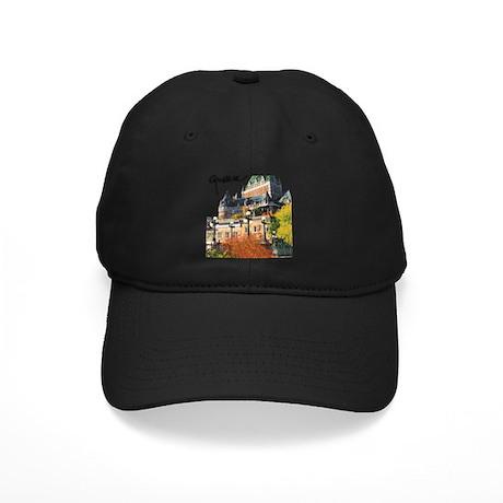 Frontenac Castle with Signatu Black Cap