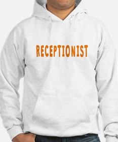What Part Of Receptionist Hoodie