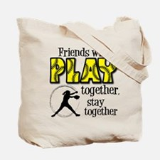 PLAY TOGETHER (both sides) Tote Bag