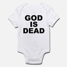 GOD IS DEAD Infant Bodysuit