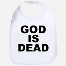 GOD IS DEAD Bib