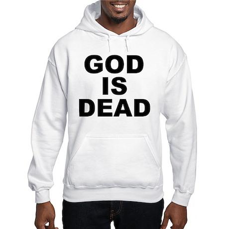 GOD IS DEAD Hooded Sweatshirt