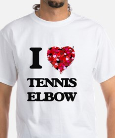 I love Tennis Elbow T-Shirt
